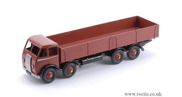 1021: Dinky No.501 1st Cab Foden 8-wheeled Wagon