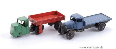 1046: Dinky Mechanical Horse & Trailer & Others