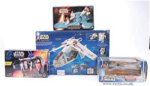1486: Kenner and Hasbro Star War Toys