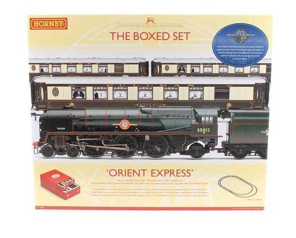 "4001: Hornby R1038 ""Orient Express"" Premier Set"