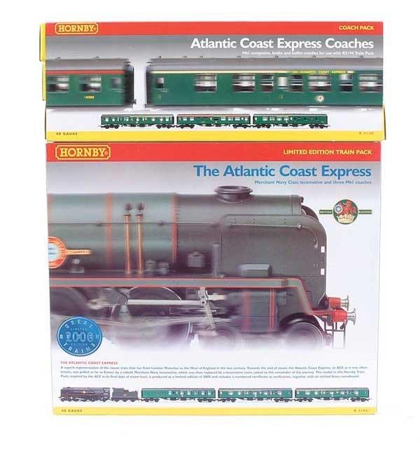 4004: Hornby R2194 Atlantic Coast Express Pack