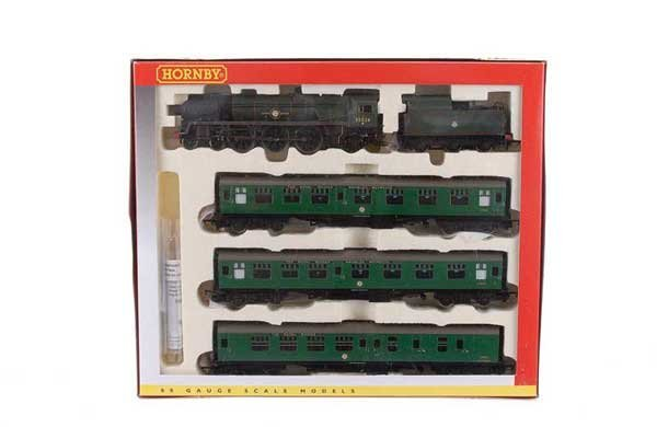 """4009: Hornby R2599M """"Royal Wessex"""" Train Pack"""