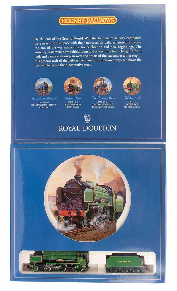 """4012: Hornby R648 """"Time for a Change"""" Pack"""