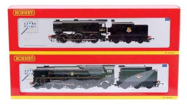 4020: Hornby (China) BR (SR) Steam Locos x 2