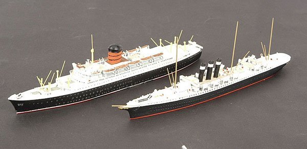 3013: Albatross 1/1250th scale Passenger Liners