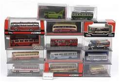 3442: Corgi Original Omnibus Buses and Coaches