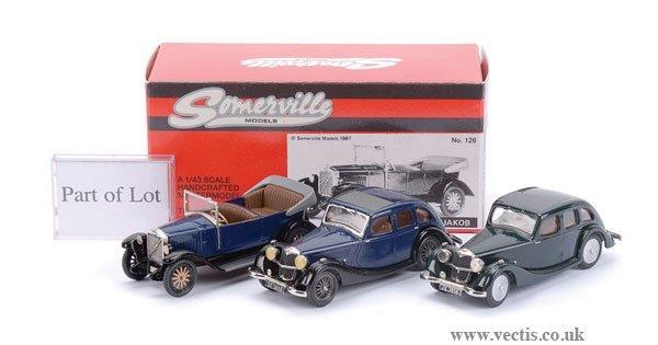1: Somerville No.126 Volvo Jakob & Others
