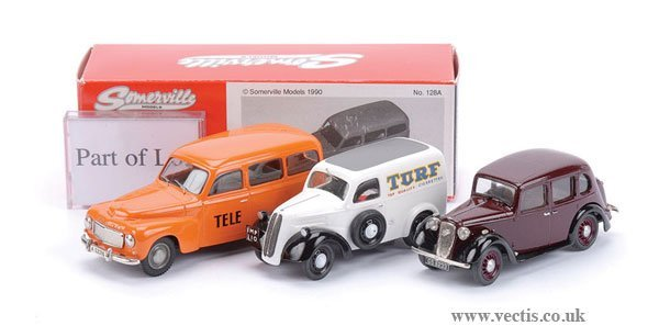 """7: Somerville No.128A Volvo Duett """"Tele"""" & Others"""