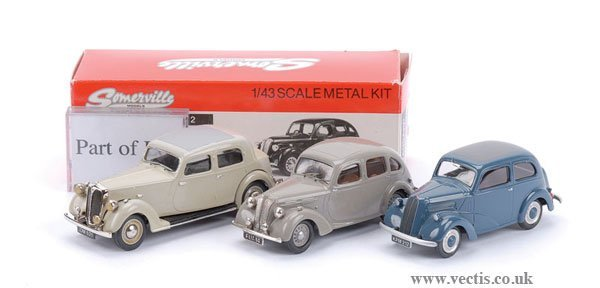 9: Somerville No.103 Ford Popular E103 & Others