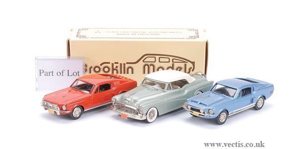 11: Brooklin No.BRK24 Shelby Mustang GT500 & Others