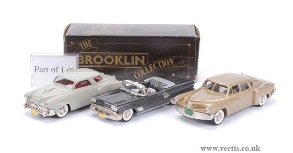13: Brooklin BRK17 Studebaker Champion Starlight