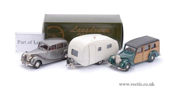 19: Lansdowne LDM8 Triumph Renown Saloon & Others