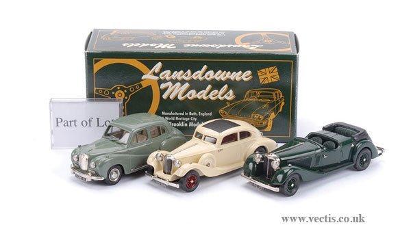 20: Lansdowne LDM9 Austin Somerset Sedan & Others