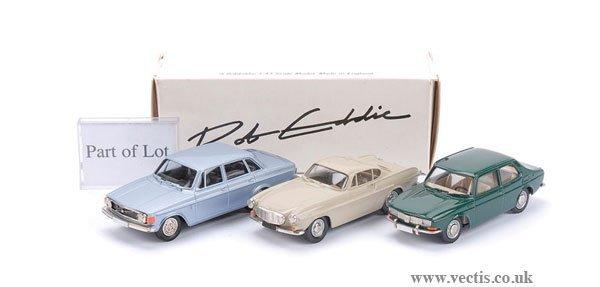 22: Robeddie No.1 Volvo P1800S & Others
