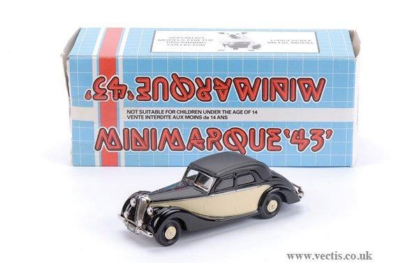 24: Mini Marque 43 No.23A Riley R.M.F. Saloon