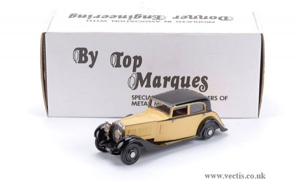 30: Top Marques RR4 Rolls Royce Phantom II