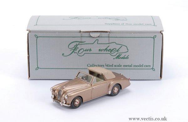 31: Four Wheel Models No.FWLG21 Lagonda Drophead