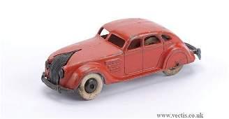 210: Dinky No.30A Pre-war Chrysler Airflow Saloon