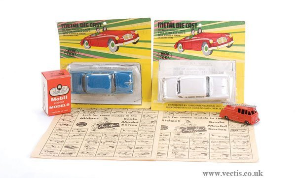 1008: Micro, Fun Ho Car & Others Diecast
