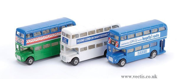 1013: Dinky - A Group of Promotional Buses