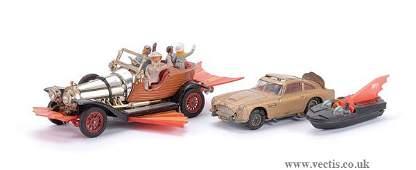1237: Corgi No.266 Chitty Chitty Bang Bang Car