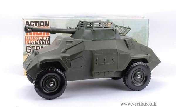 3004: Palitoy Action Man German Armoured Car