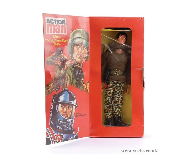 3005: Palitoy Action Man Talking Commander