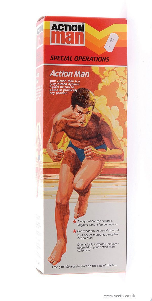 3007: Palitoy Action Man Special Operations