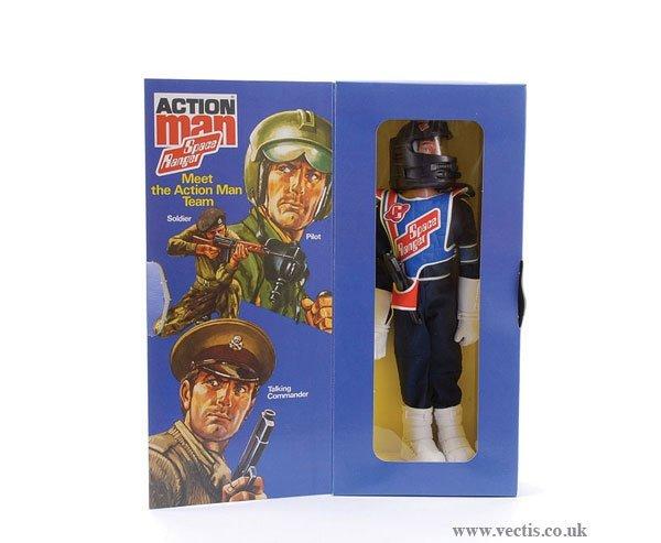 3009: Palitoy Action Man Talking Space Ranger