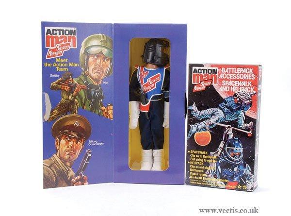3010: Palitoy Action Man Talking Space Ranger