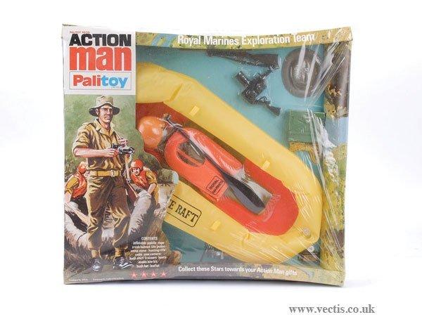 3012: Palitoy Action Man Royal Marines Exploration
