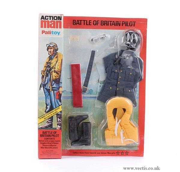 3018: Palitoy Action Man Battle of Britain Uniform