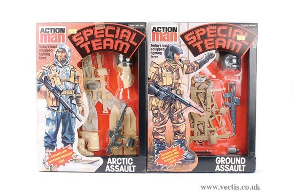 3023: Palitoy Action Man Special Team Ground Assault