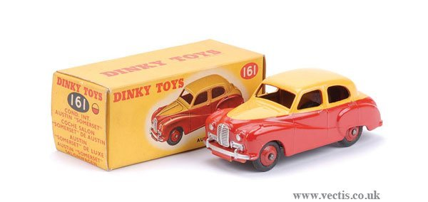 3373: Dinky No.161 Austin Somerset Saloon