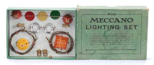 2001: Meccano M280 Lighting Set