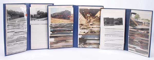 2021: A Quantity of Steam Railway Photographs