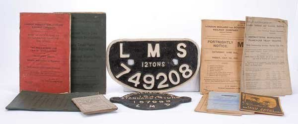 2023: Railwayana Booklets and Wagon Plates