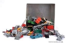 217: Matchbox MOY Bare Metal Shells & Plastic Parts