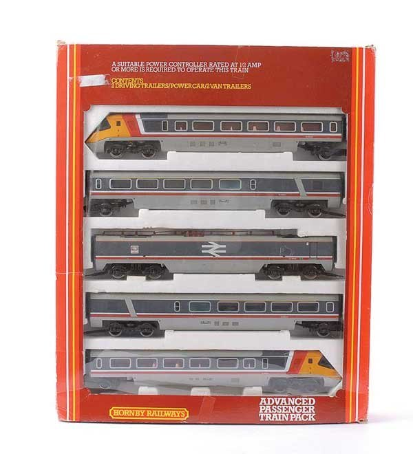1020: Hornby R794 Advanced Passenger Train 5-Car Pack