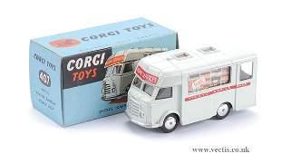 "2629: Corgi No.407 Mobile Shop ""Home Services"""