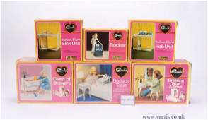 3408: Pedigree Sindy Boxed Accessories