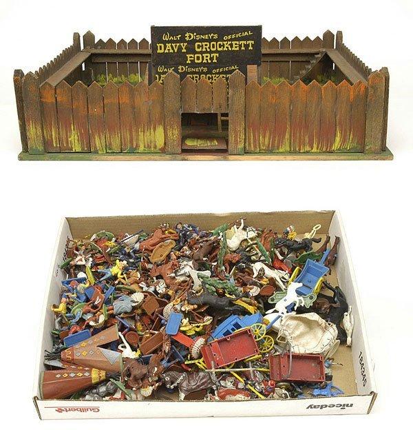 4016: Walt Disney - Official Davy Crockett Fort