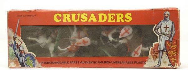 4020: Unconfirmed Hong Kong Maker, Set 678 - Crusaders