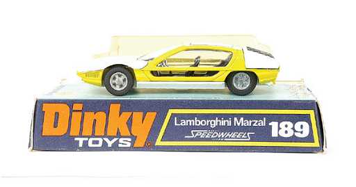1153 Dinky No 189 Lamborghini Marzal