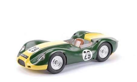 2001: JB Lieje Resin 1958 Lister Jaguar
