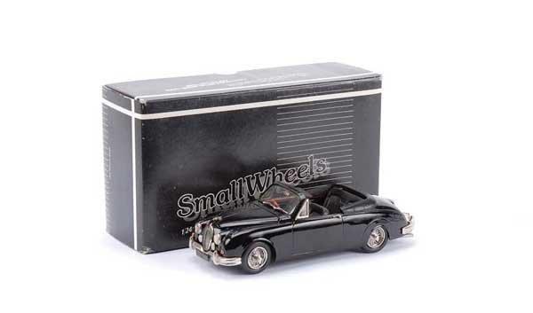 2003: Smallwheels Vicarage Mk.2 Convertible