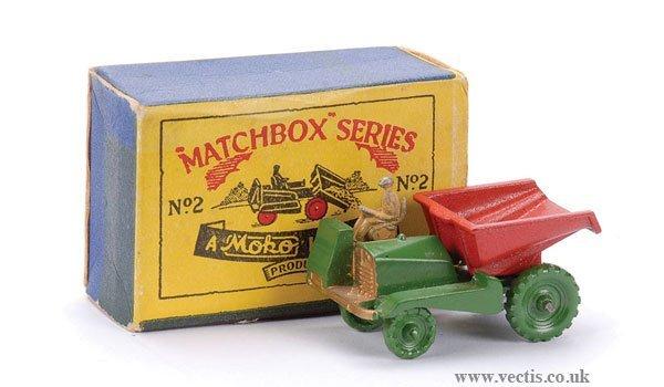 16: Matchbox No.2a Site Dumper
