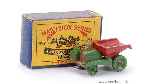 17: Matchbox No.2a Site Dumper