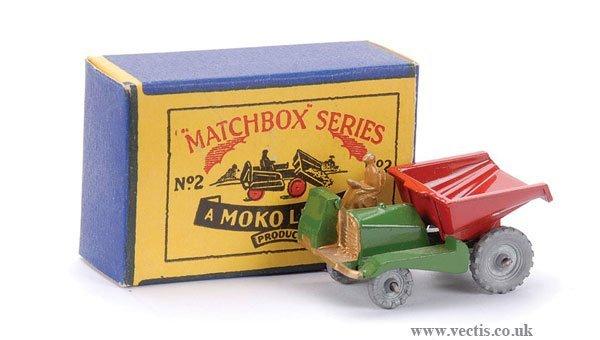 18: Matchbox No.2a Site Dumper