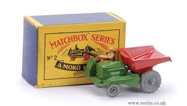 19: Matchbox No.2b Site Dumper